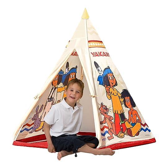 78 opinioni per John 78607- Yakari, Tenda degli indiani
