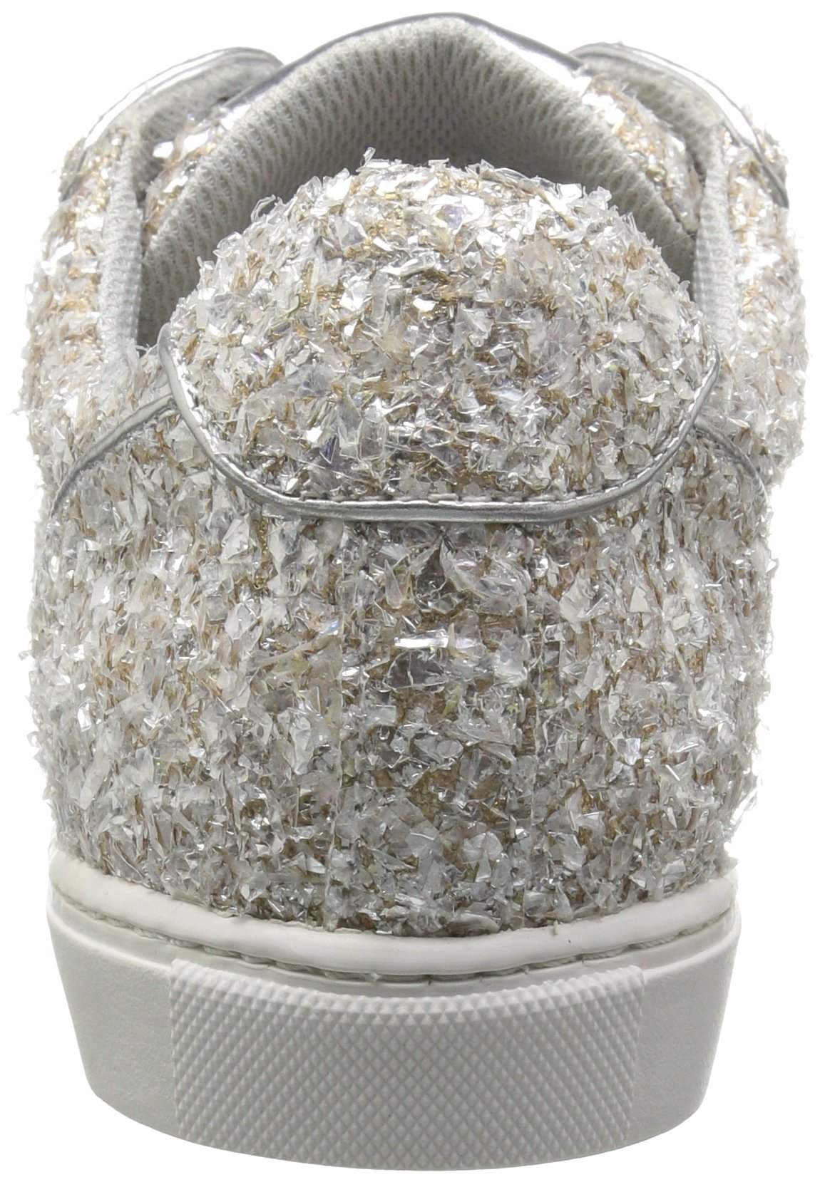 The Fix Women's Tawny Lace-up Fashion Sneaker, Silver Ice, 7.5 B US by The Fix (Image #2)