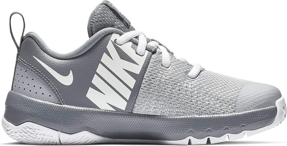 Nike Team Hustle Quick (PS), Zapatillas de Baloncesto para Niños ...