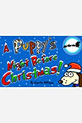 A Puppy's Night Before Christmas Kindle Edition
