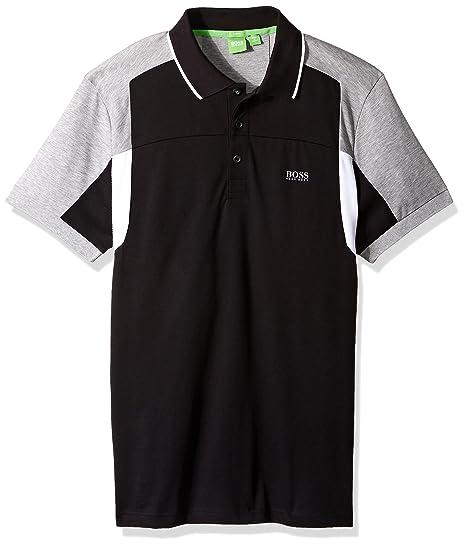 c00b75fc8 Amazon.com  BOSS Green Men s Paule 6 Short Sleeve Polo Shirt  Clothing
