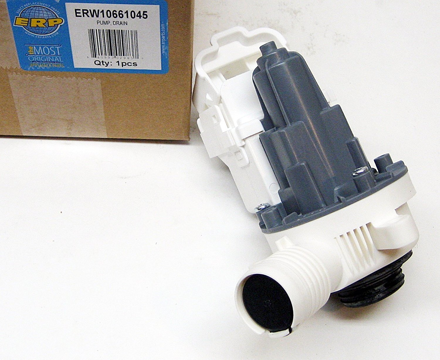 Washing Machine Water Pump for Whirlpool, AP6023670, PS11757016, WPW10661045