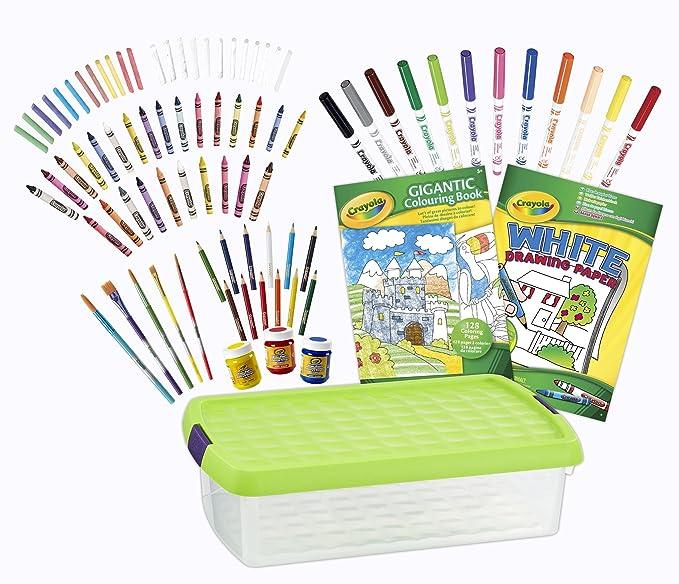 Crayola - 12777 - Boîte Créative