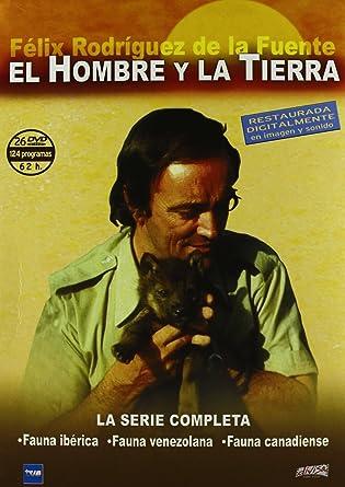 Pack El hombre y la tierra [DVD]: Amazon.es: Cine y Series TV
