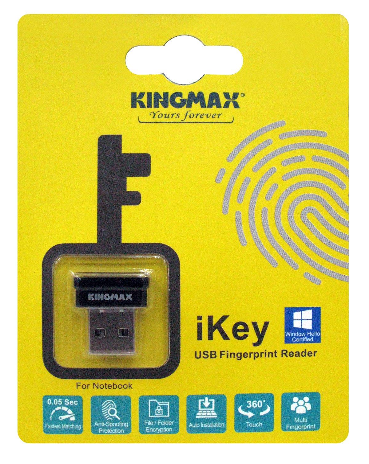Kingmax iKey Fingerprint Reader