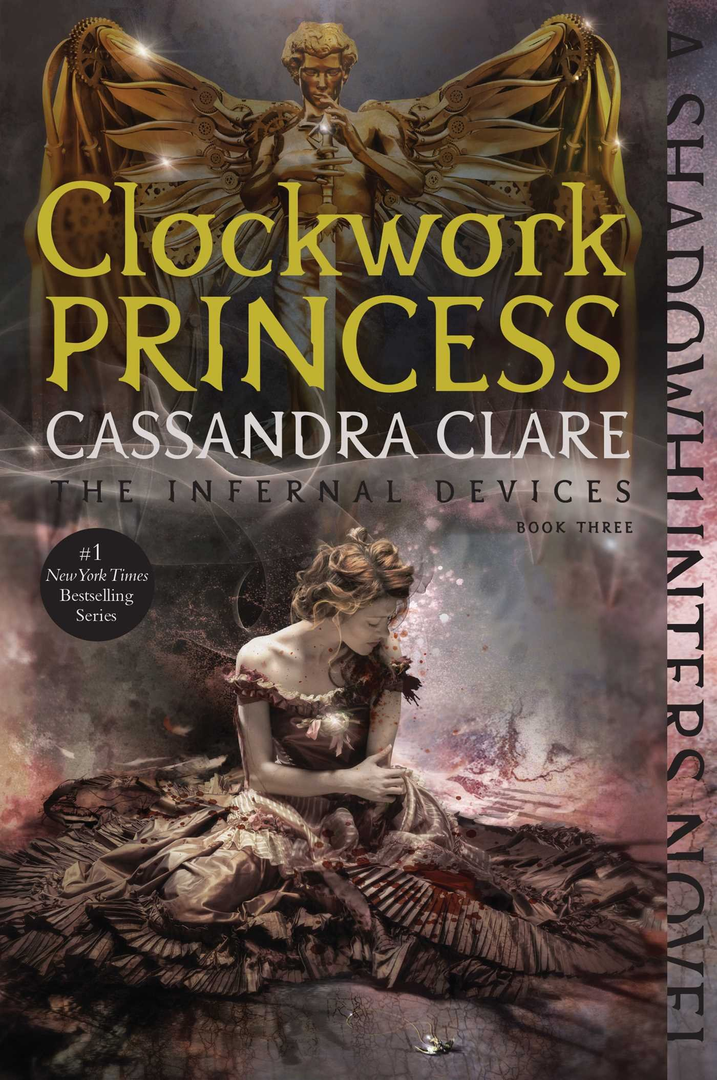 Clockwork Princess: Clare, Cassandra: 9781481456036: Books - Amazon.ca