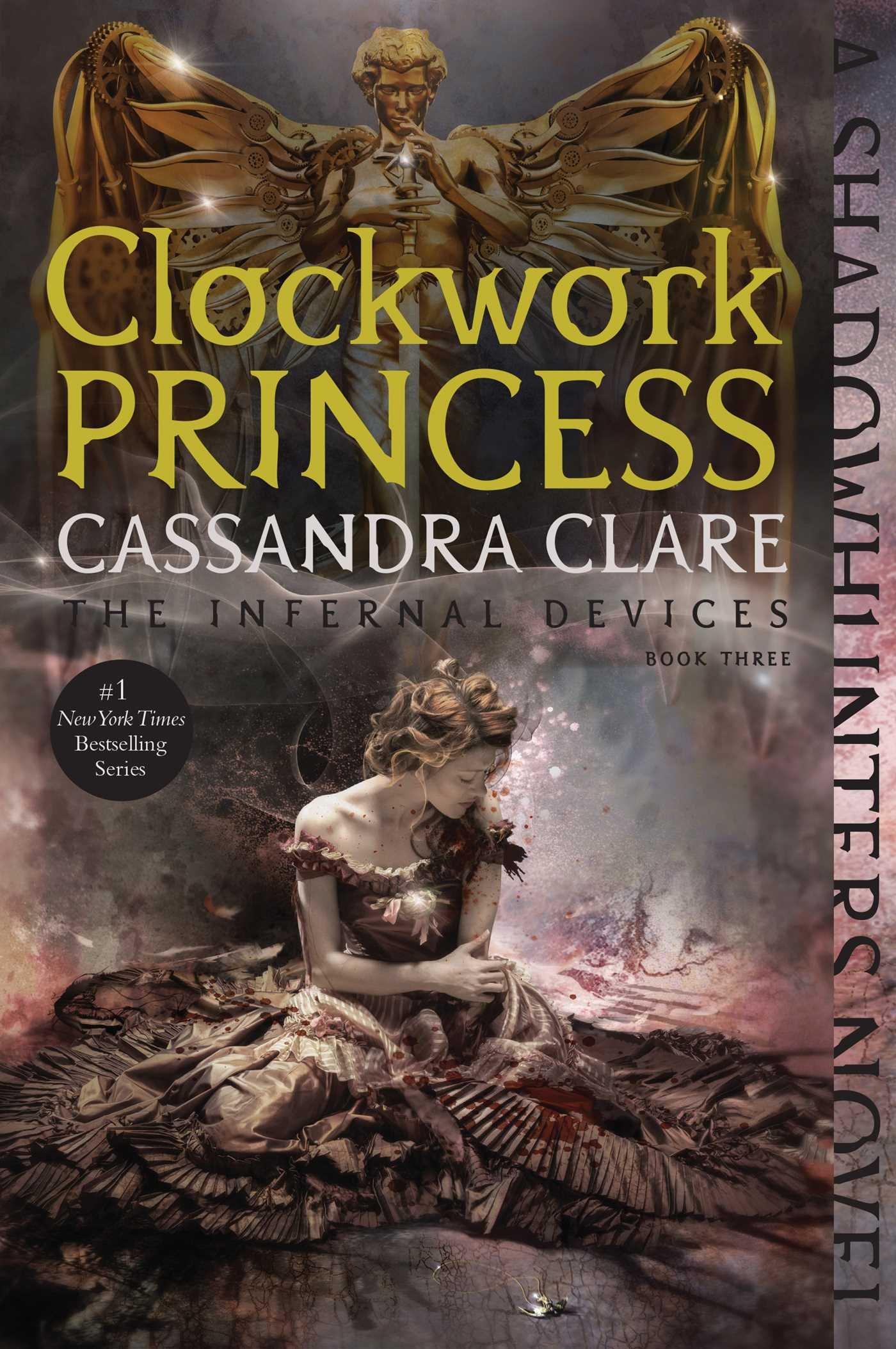 Clockwork Princess Infernal Devices Cassandra product image