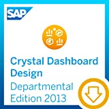 SAP Crystal Dashboard Design, departmental edition 2013 [Download]