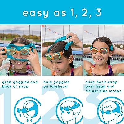 FINIS Frogglez Kids Swim Goggles