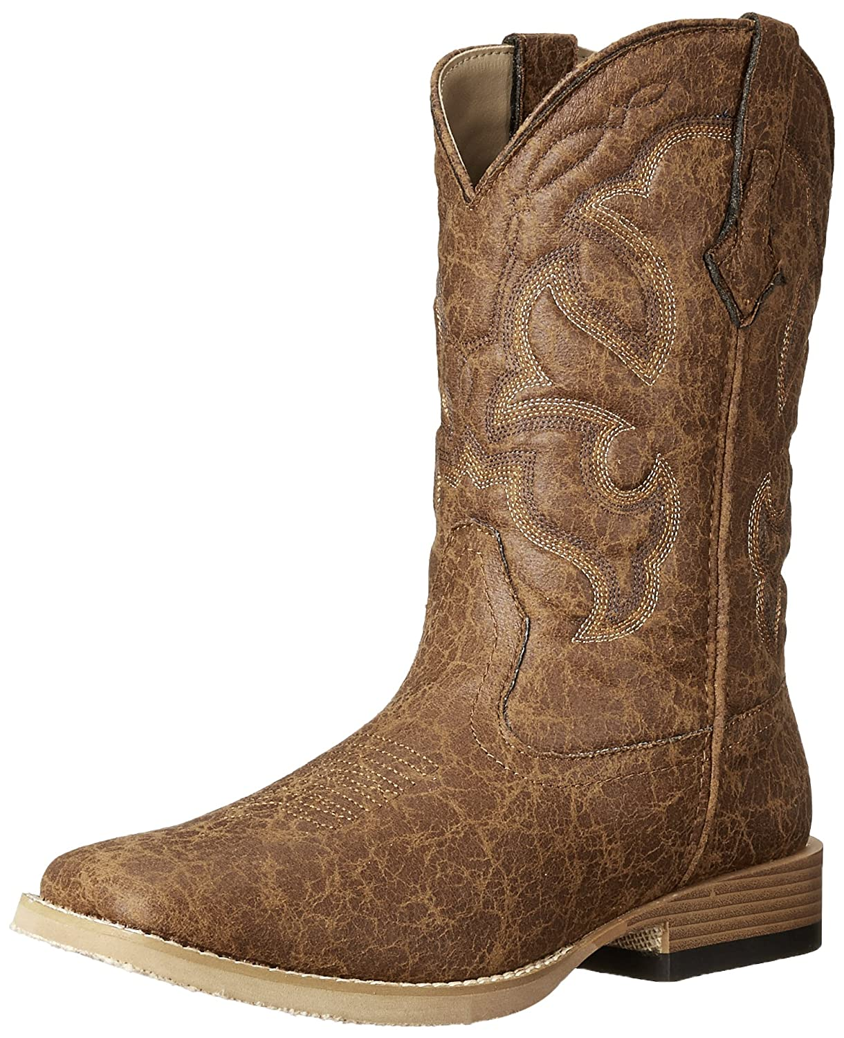 Roper Men's Vintage Square Toe Western Boot