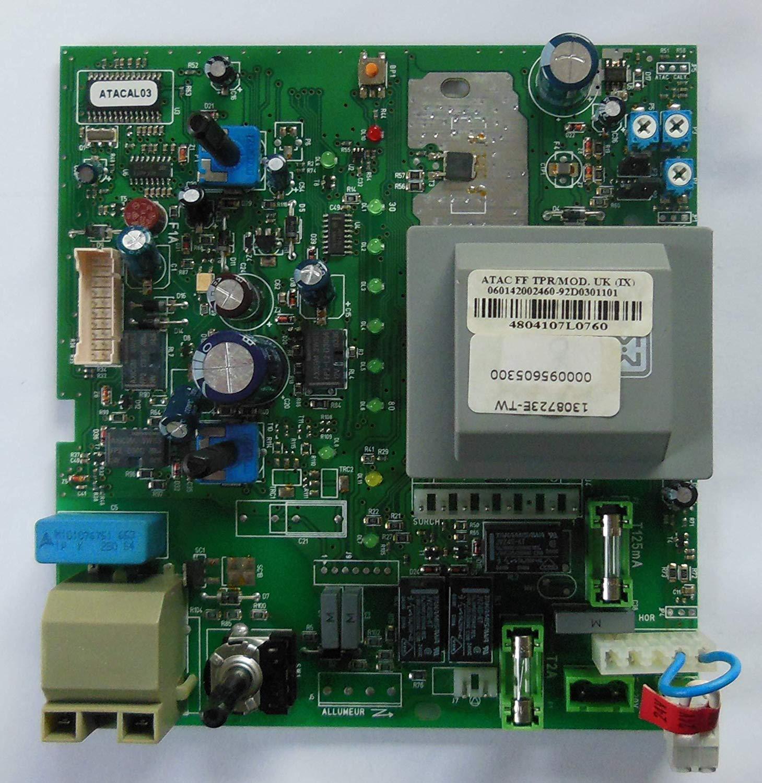 Chaffoteaux 60000571 Combiony SE 80 /& 100 PCB Was 61308723 Placa de Circuito