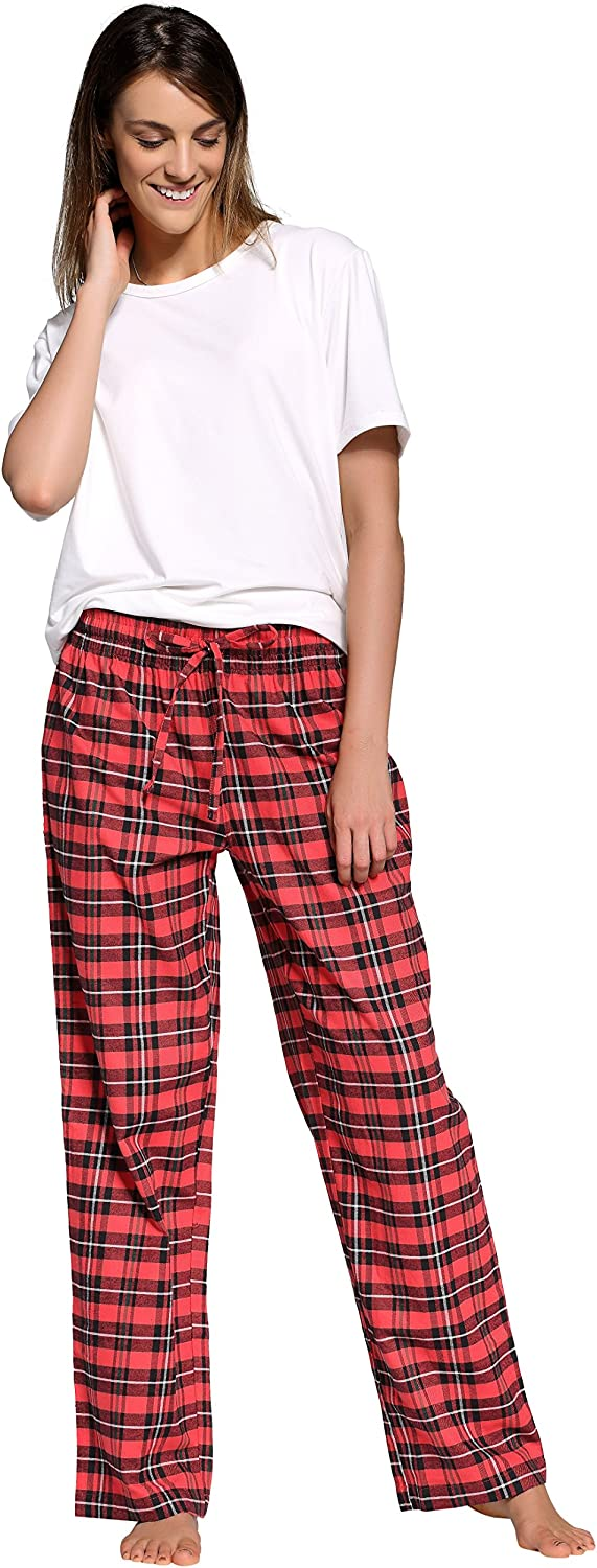 Big Boys Charcoal Brush Flannel Pant FORE!