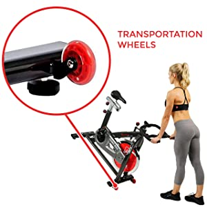 Transportation wheels