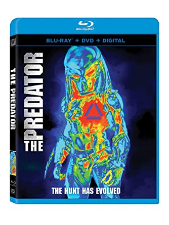The Predator 2018 BluRay 480p 330MB ORG ( Hindi – English ) MKV