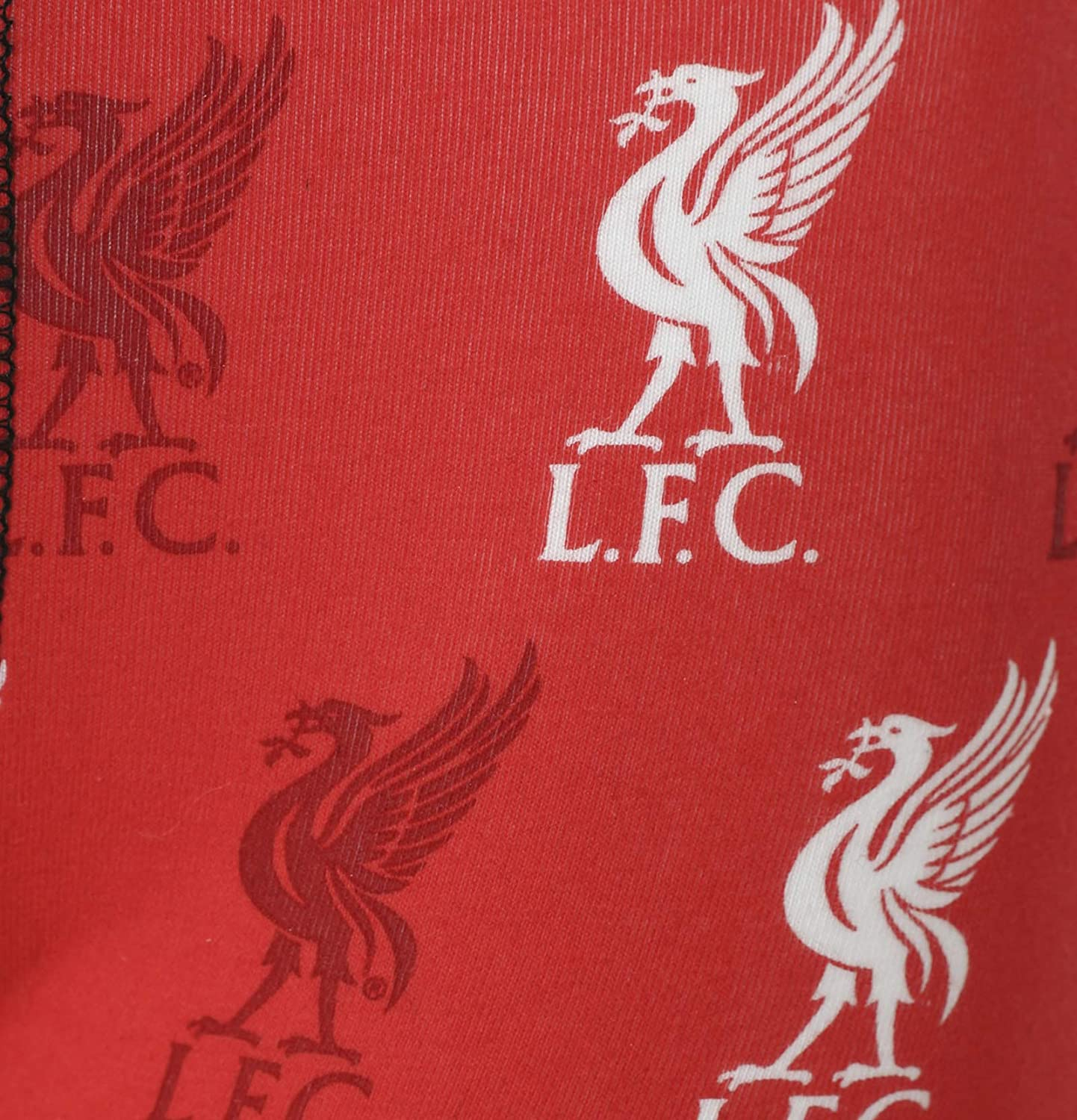 Liverpool Football Club Official Soccer Gift 1 Pack Boys Boxer Shorts