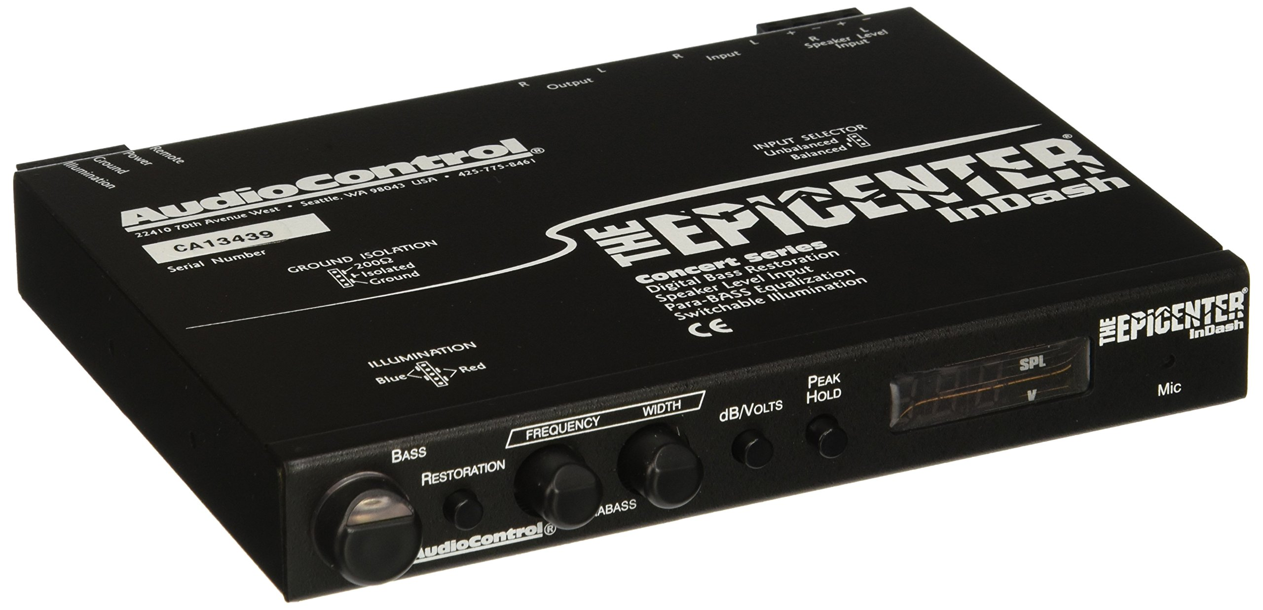 Best Rated in Car Audio & Video Amplifier Equalizers
