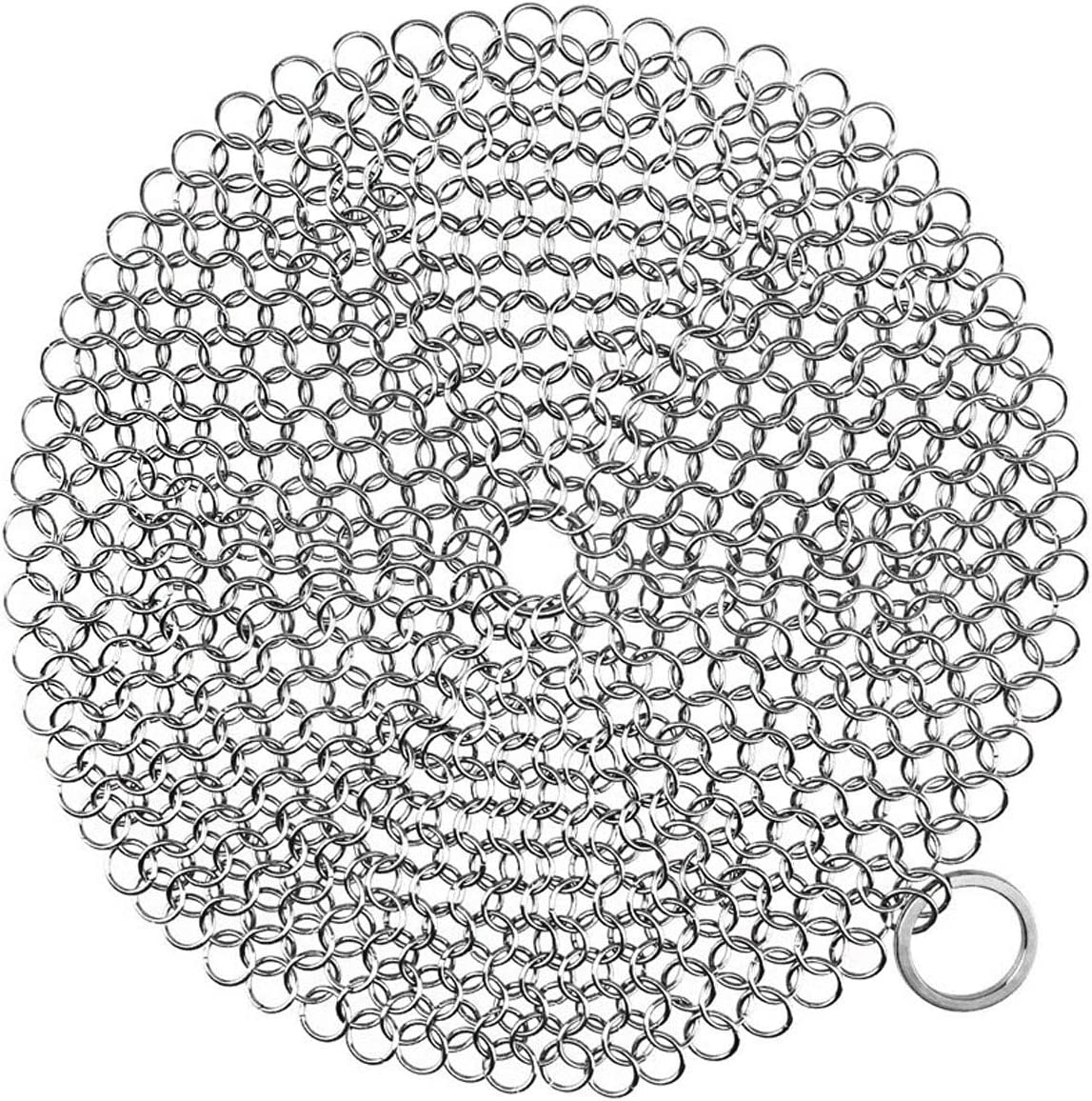 chainmail line drawing
