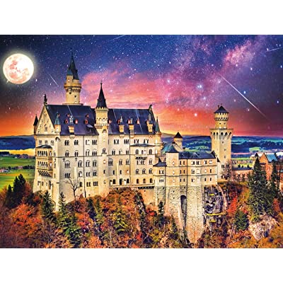 Buffalo Games - Art of Play Collection - Once Upon A Time - 750 Piece Jigsaw Puzzle: Toys & Games