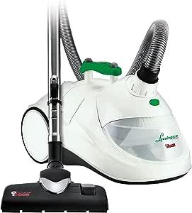 Polti Lecologico AS820 - Aspirador sin bolsa, aspira solidos, Filtro Hepa ideal para personas alérgicas.: Amazon.es: Hogar