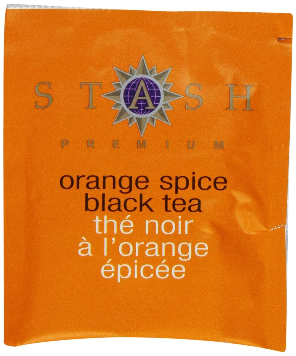 Stash Tea Orange Spice Black Tea 10 Count Tea Bags in Foil (Pack of 12) (packaging may vary) Individual Black Tea Bags for Use in Teapots Mugs or Cups, Brew Hot Tea or Iced Tea by Stash Tea (Image #4)