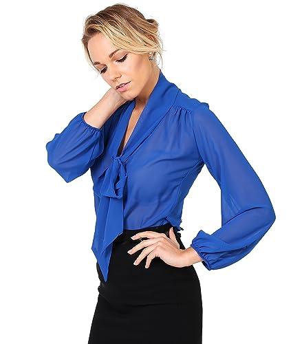 KRISP – Camisas – Básico – Manga Larga – para mujer