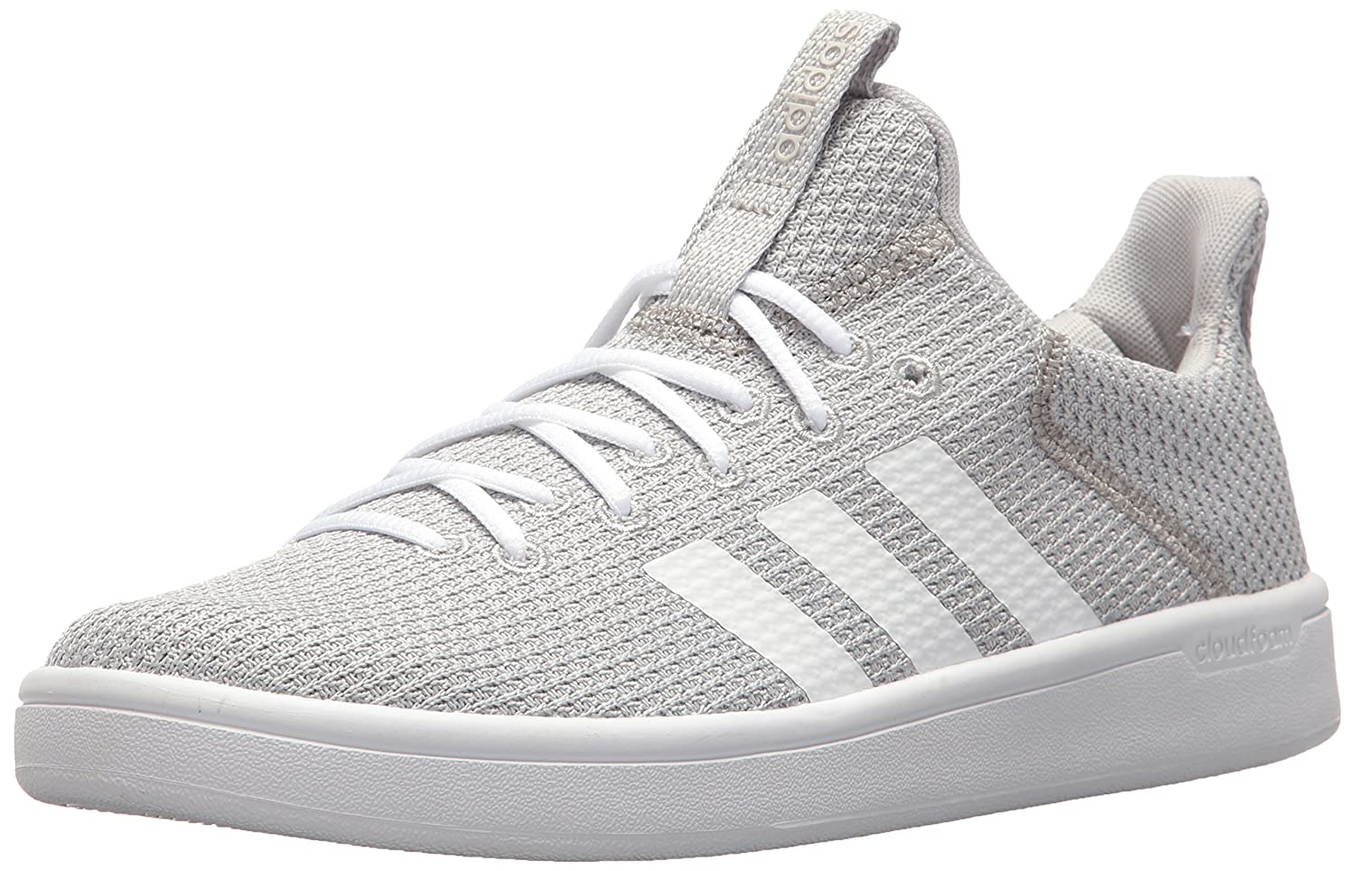 adidas Women's Cf Adv Adapt W B0719HVPZ4 10.5 B(M) US|Grey Two/White/Grey One