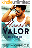 Heart of Valor: Gay Romance (Sons of Glory Book 1)