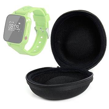 DURAGADGET Funda Negra para Smartwatch Fitbit Blaze/Haier ...