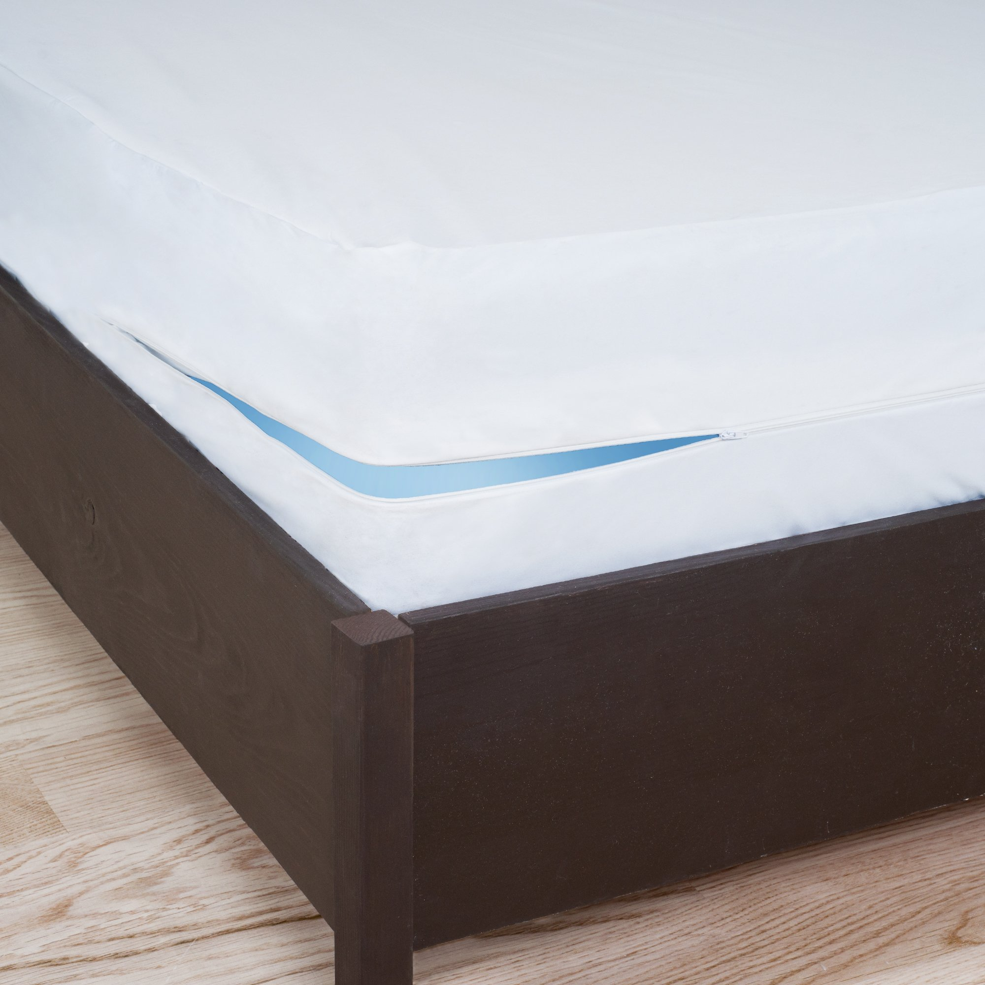 Remedy Bed Bug Dust Mite Box Spring Protector, Twin X-Large
