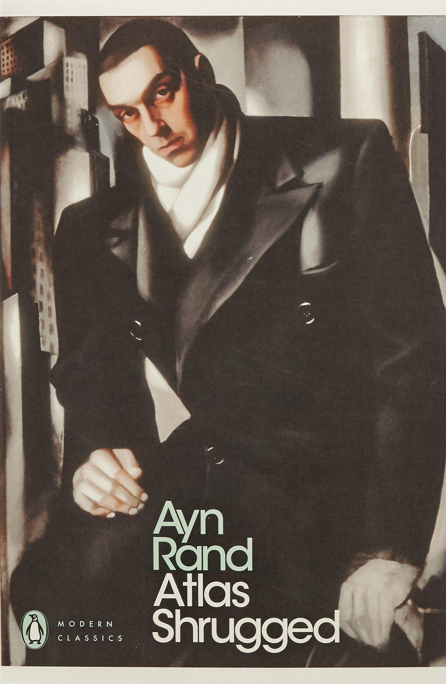 Atlas Shrugged (Penguin Modern Classics): Amazon.es: Ayn Rand: Libros en  idiomas extranjeros