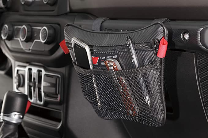 WARN 102646 Slim Passenger Grab Handle Bag