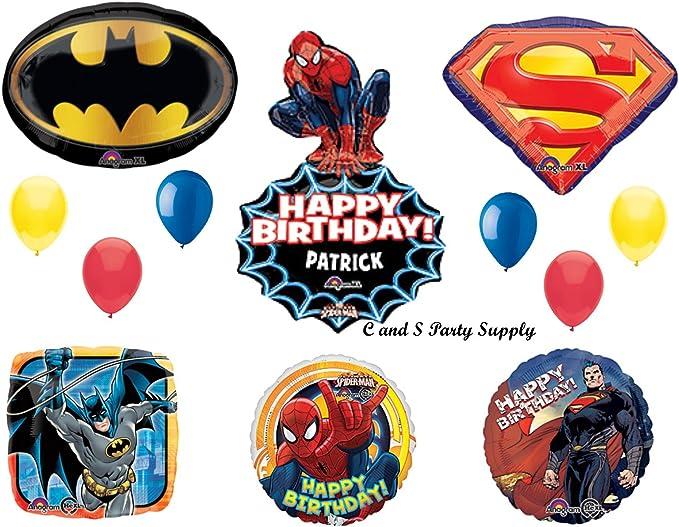 "Batman 44/"" Jumbo Airwalker Foil Balloon Party Decorating Supplies"