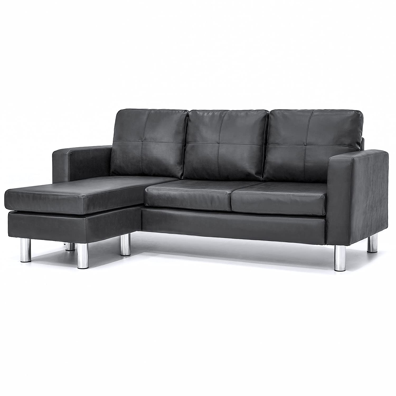 Charming U Shaped Sectional Sofa Leather L Couch Shape Sale ...