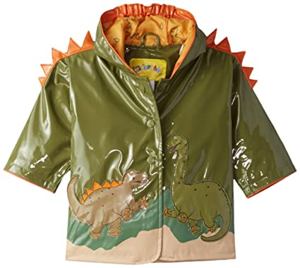 Kidorable Diseño del Dinosaurio, Capa Impermeable Todo ...