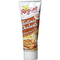 Régilait Lait Concentré au Caramel beurre salé à la fleur de sel de Guérande Tube 300 g