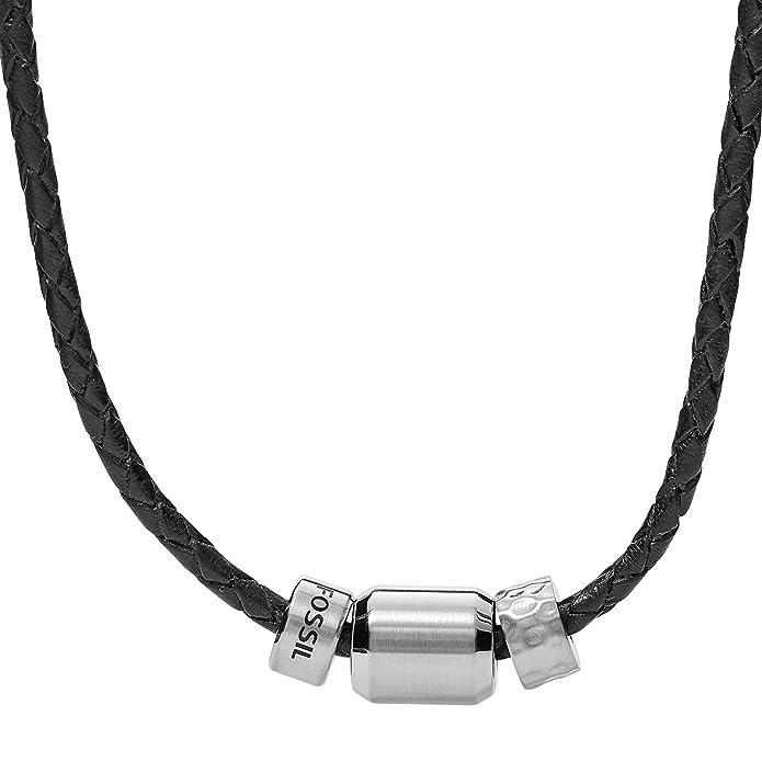 Fossil Men's 925 sterling silver Necklace JF84068040 JM1Qi