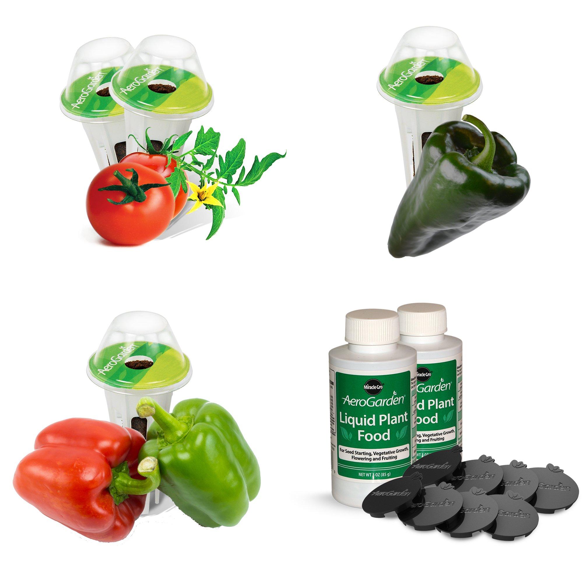 AeroGarden Jumbo Veggies Kit (For Farm Plus models)