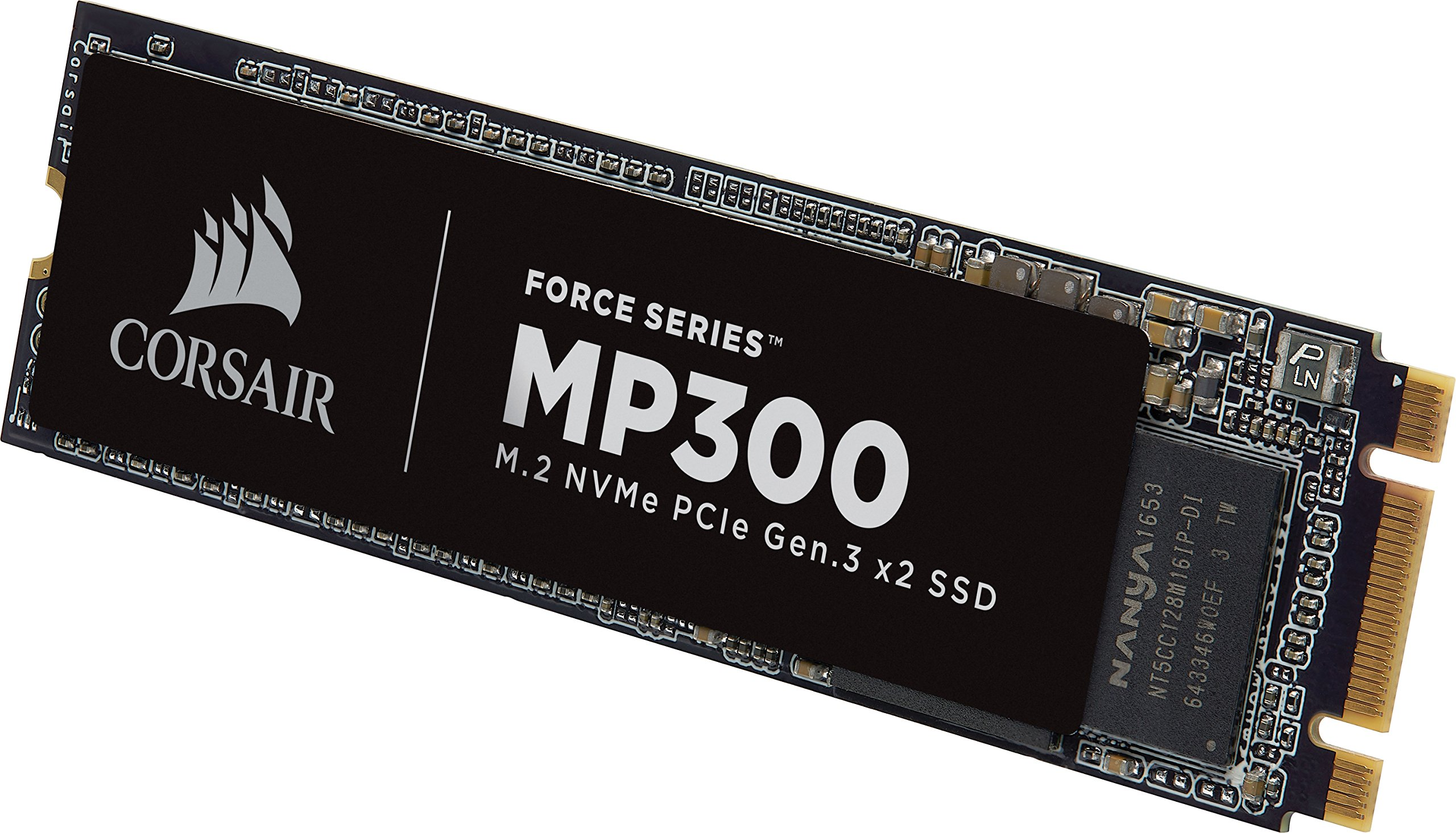 Computer_Drive_OR_Storage 2 High-speed NVMe PCI Express Gen 3 x2 Interface for speeds up to 1600MB/sec, 3x faster 6Gbps Utilizing state-of-the art, high-density 3D TLC NAND for the ideal mix of performance, endurance and value Compact M.2 2280 industry standard form factor fits directly into your notebook or motherboard