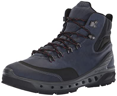 17bc817328bc ECCO Women s Biom Venture TR Gore-Tex Hiking Shoe Navy Black 36 M EU