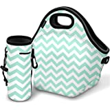 Kaptron Lunch Bag, Thick insulated Lunch Tote Lunch Box Bag with Shoulder Straps - Cover for adults, women, girls…