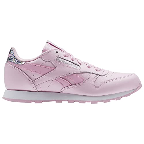 Reebok Classic Leather Pastel, Zapatillas de Running para Mujer, Rosa/(Charming Pink