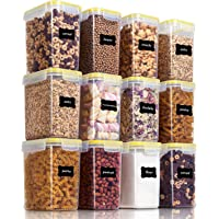 Deals on Vtopmart Airtight Food Storage Containers 12 Pieces