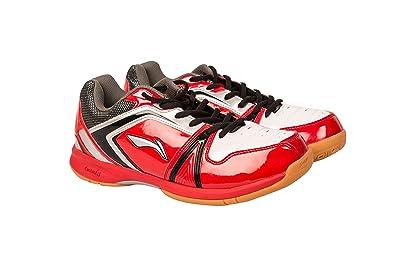 Li Ning Unisex Liga Badminton Shoes Multicolour
