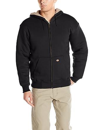 45fde75a3c42 Amazon.com  Dickies Men s Sherpa Lined Fleece  Clothing