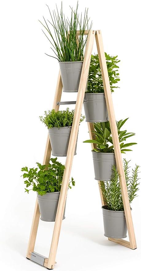 Estantería Escalera, Jardinera para Plantas, Flores Escalera ...