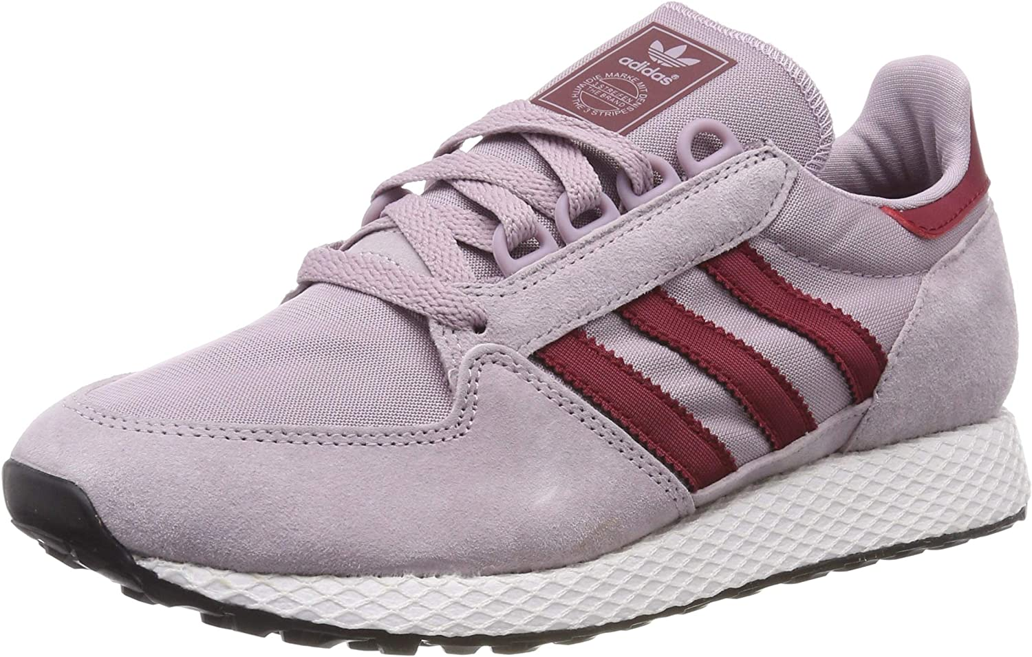 Amazon.com | adidas Originals Forest Grove Womens Sneakers ...