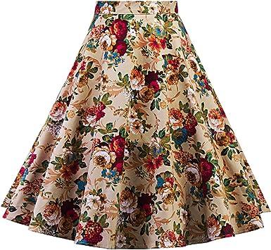 Faldas para Mujer Casual Moda De Verano Falda De Mode De Marca ...