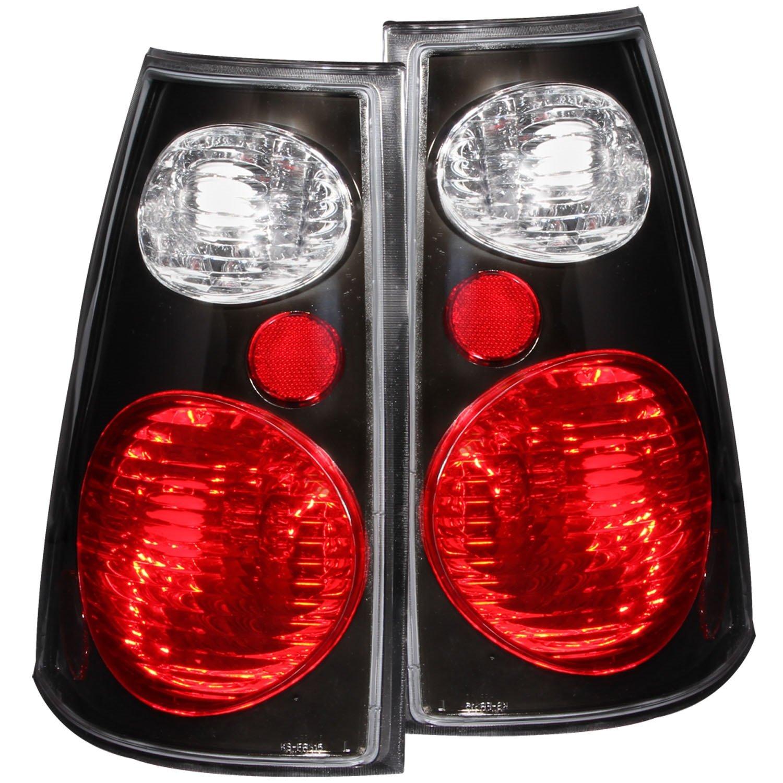 Anzo USA 211085 Ford Explorer Sport Trac Chrome Tail Light ...