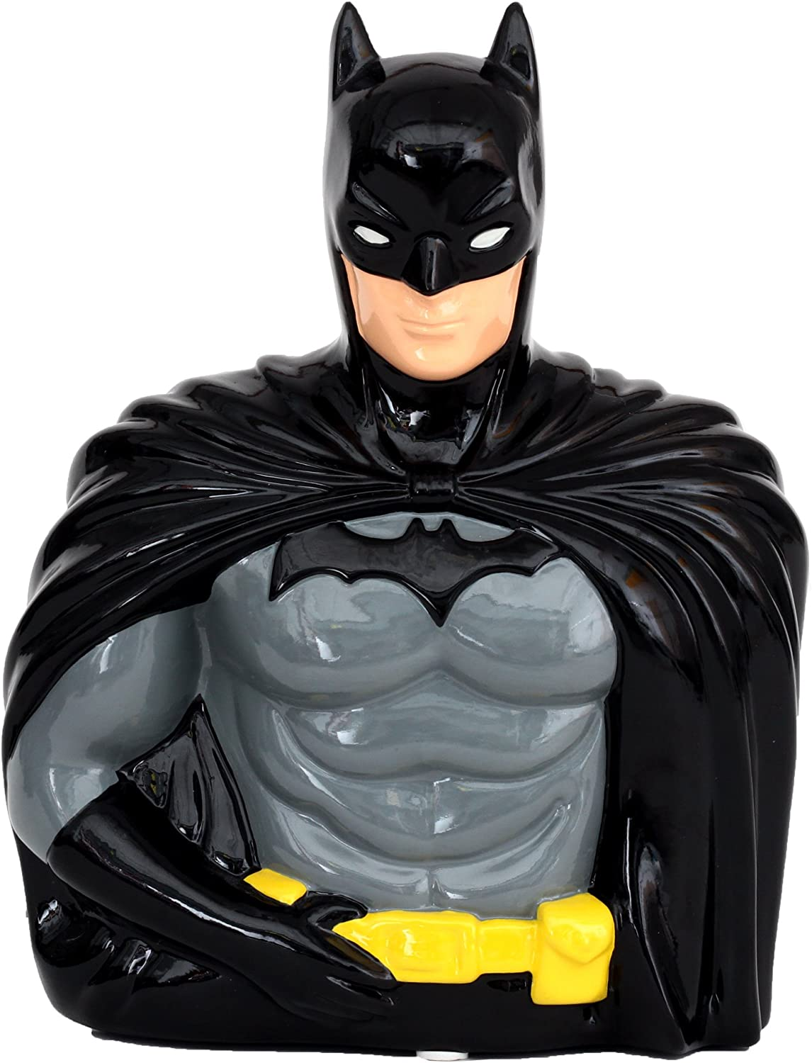 Official Brand New Batman Coin Bank in a Colored Box- One S