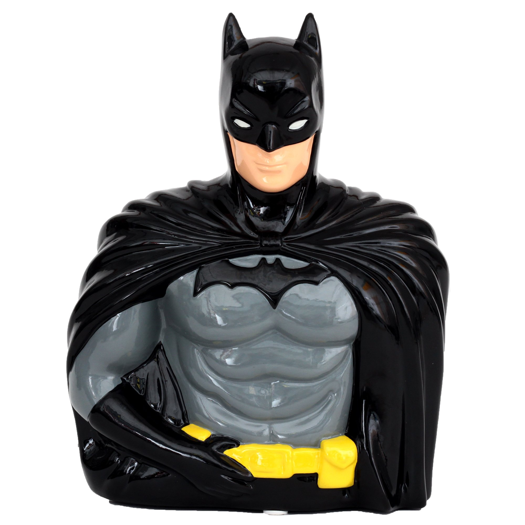 Official Brand New Batman Coin Bank in a Colored Box- One Size